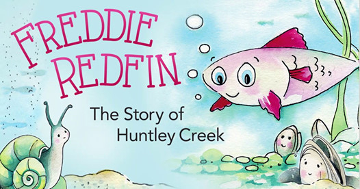 Freddy Redfin: The Story of Huntley Creek