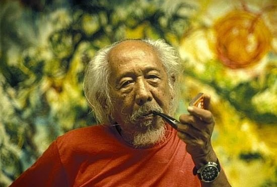 Affandi: Call me a painter or better yet, just human
