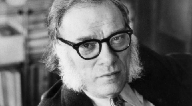 Isaac Asimov's Foundation…
